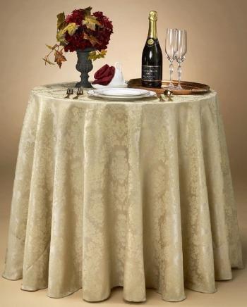 Kensington Round Tablecloth