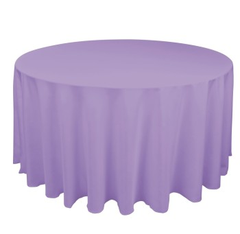 Lavender Round Tablecloth