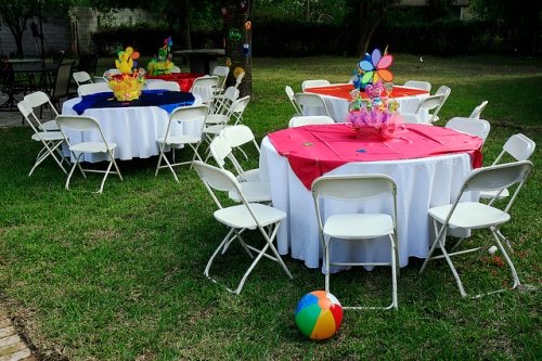party tablecloths