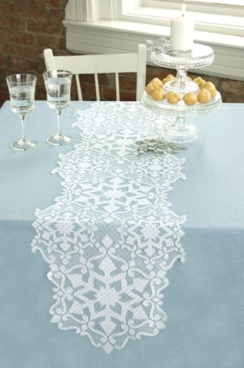 Glisten Christmas Table Runners