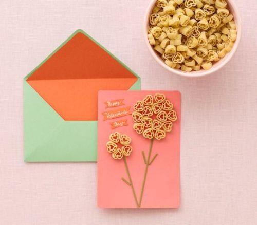 pasta valentines cards