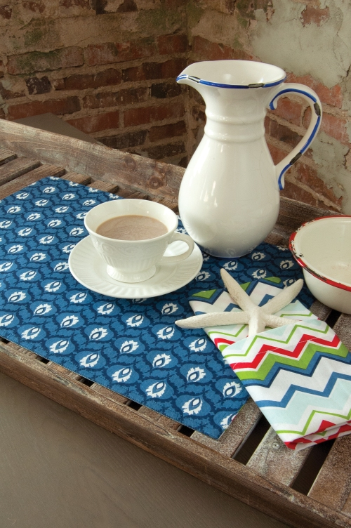 Nantucket Reversible Place mat