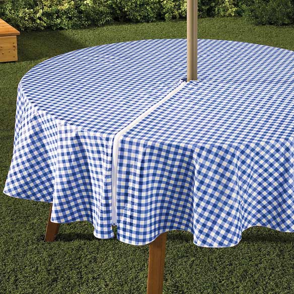 Patio Umbrella Covers With Zipper: Why Use A Tablecloth With A Zipper?