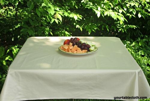 Square Vinyl Tablecloth