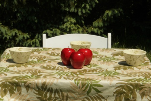 Elegant Fern Tablecloth