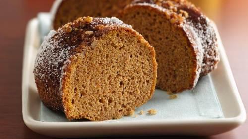 Gluten Free Bunt Cake