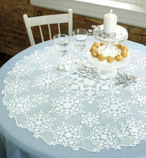 Glisten Table Topper