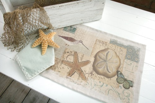 Shorebirds Table Runner