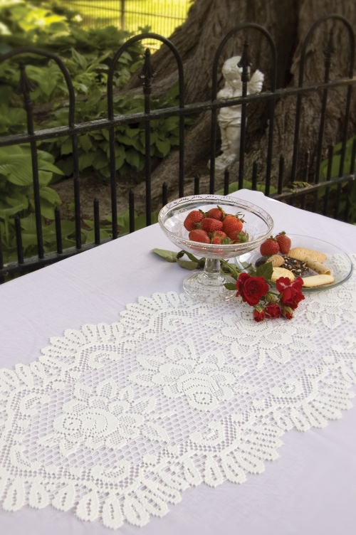 Rose Table Runners