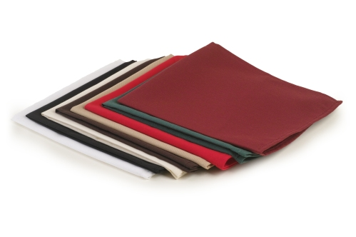 assorted-color-napkins