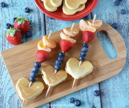 kids-valentines-day-cupid-arrow-pancake-fruit-kabobs